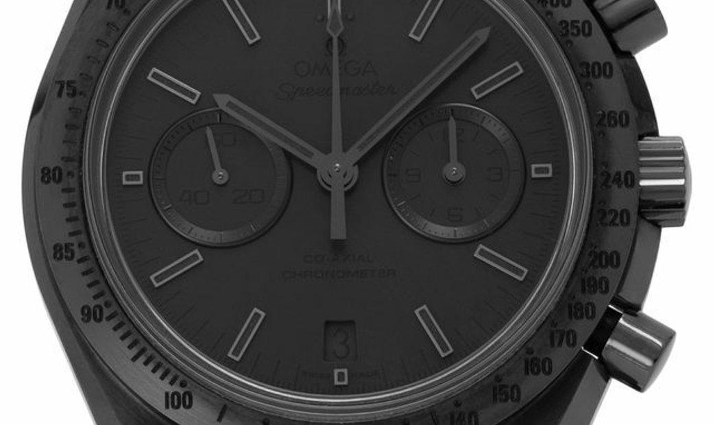Omega Speedmaster Moonwatch Chronograph 311.92.44.51.01.005, Baton, 2018, Good, Case ma