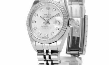 Rolex Lady-Datejust 79174, Baton, 2002, Good, Case material Steel, Bracelet material: S