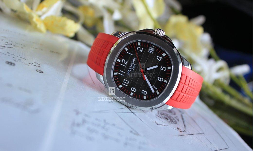 Patek Philippe Singapore Limited Edition Aquanaut 5167A-012