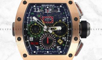 Richard Mille RM 11-02 Rose Gold and Titanium