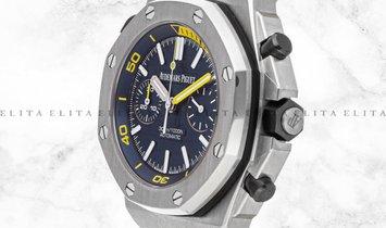 Audemars Piguet Royal Oak Offshore 26703ST.OO.A027CA.01 Stainless Steel Blue Dial