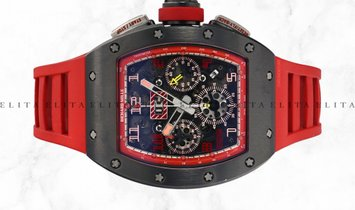Richard Mille RM 011FM 1st Singapore Grand Prix Titanium