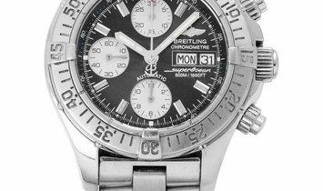 Breitling Superocean Chronograph A13340, Baton, 2013, Good, Case material Steel, Bracel