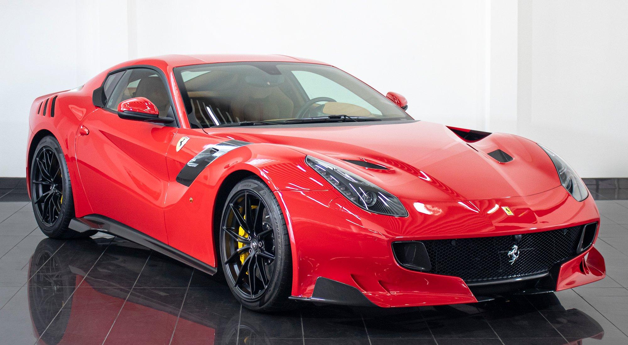 2016 Ferrari F12 Tdf In Dubai United Arab Emirates For Sale 11135449
