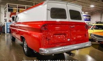1964 GMC Panel Truck
