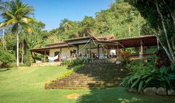 House in Paraty, State of Rio de Janeiro, Brazil 1