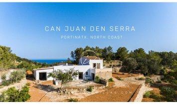 Farm Ranch in Sant Joan de Labritja, Balearic Islands, Spain 1
