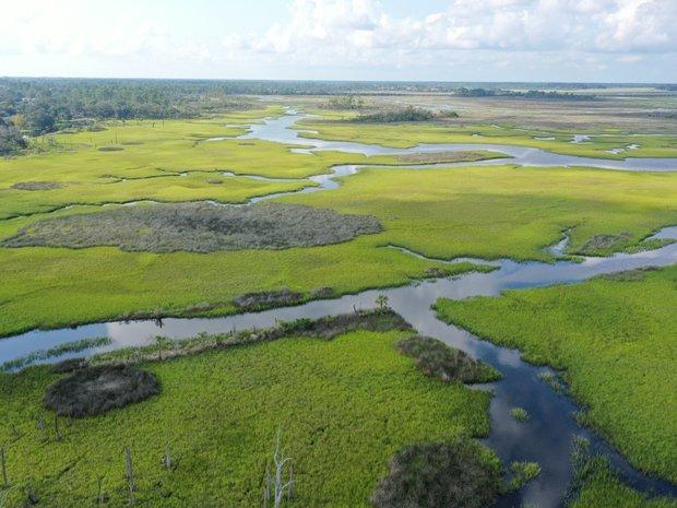 Private Island in Jacksonville Beach, Florida, United States 1