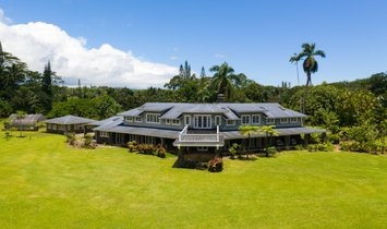House in Kilauea, Hawaii, United States 1