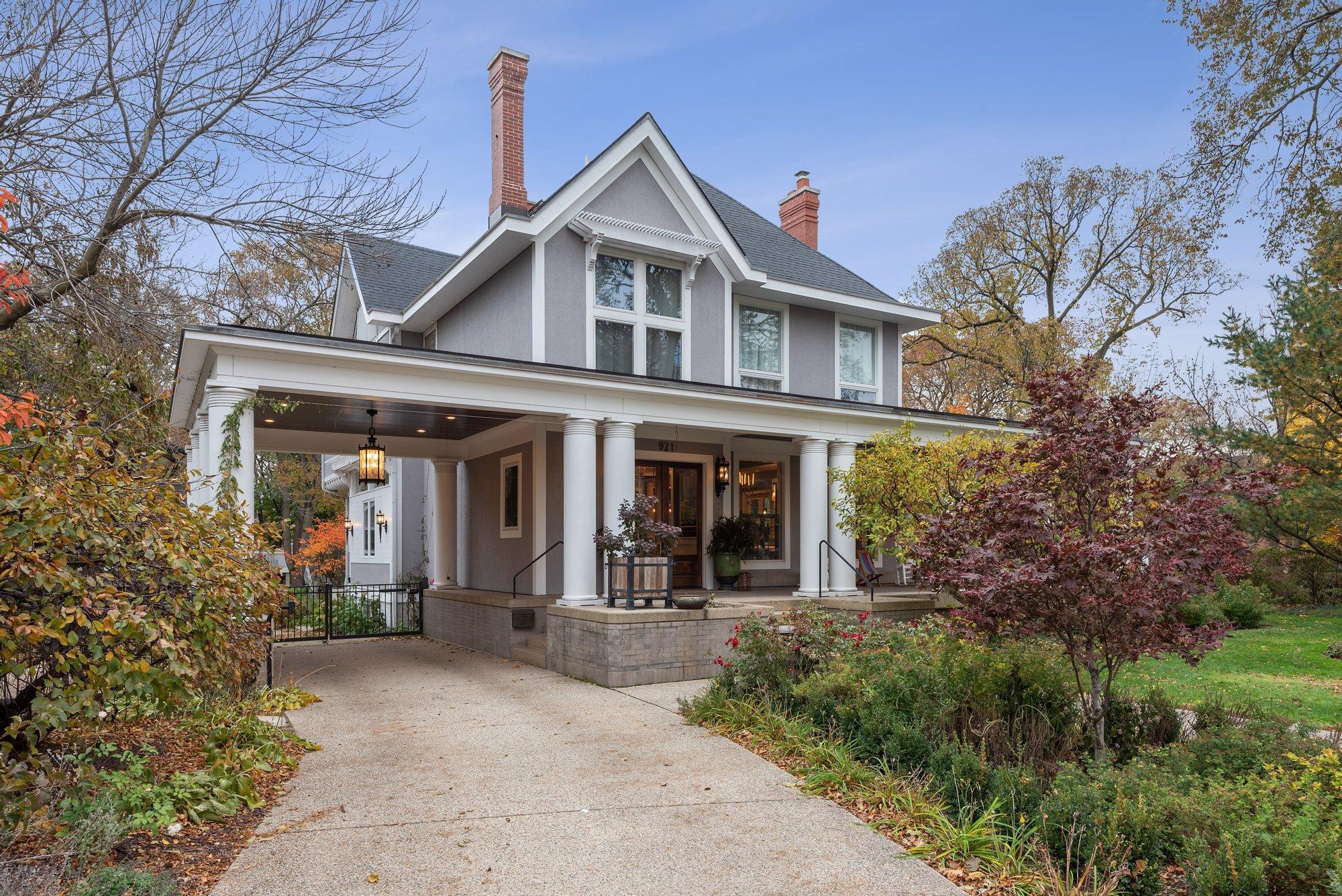 House in Evanston, Illinois, United States 1
