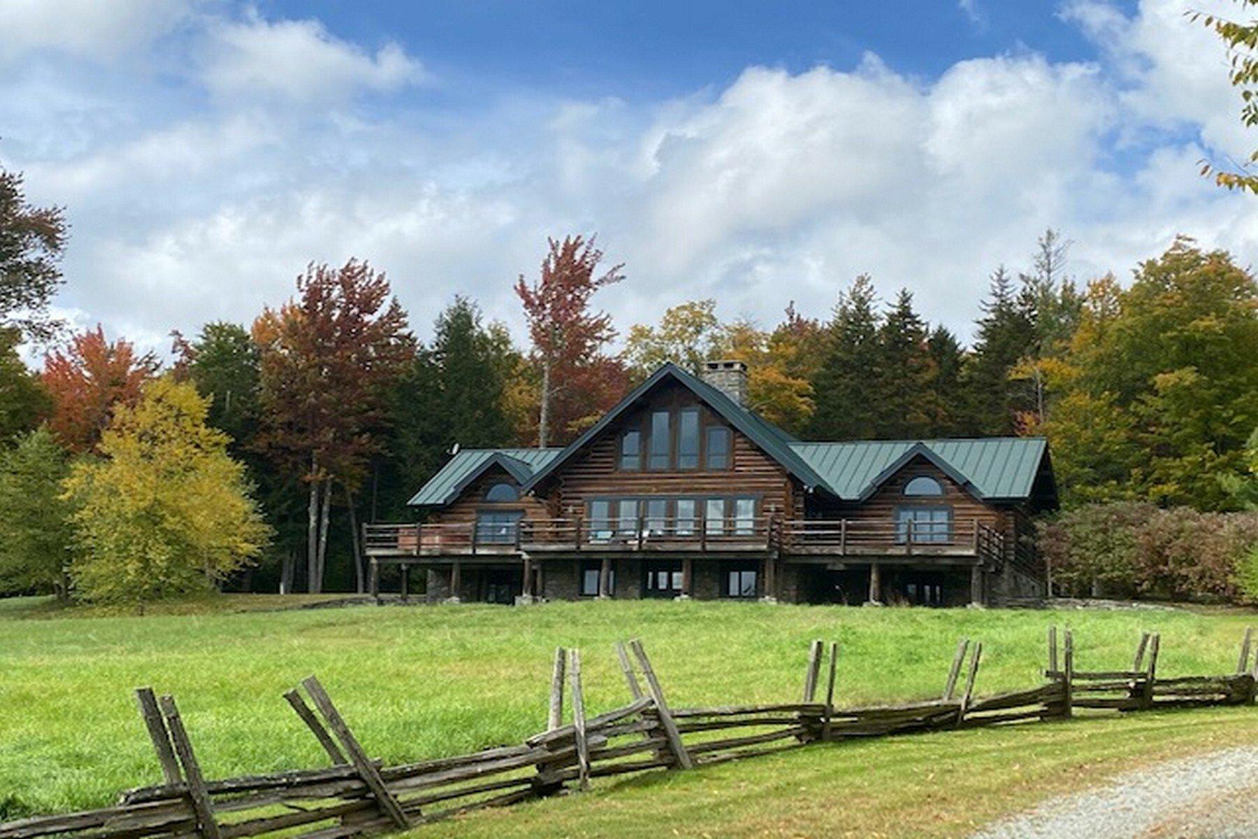 House in Wardsboro, Vermont, United States 1