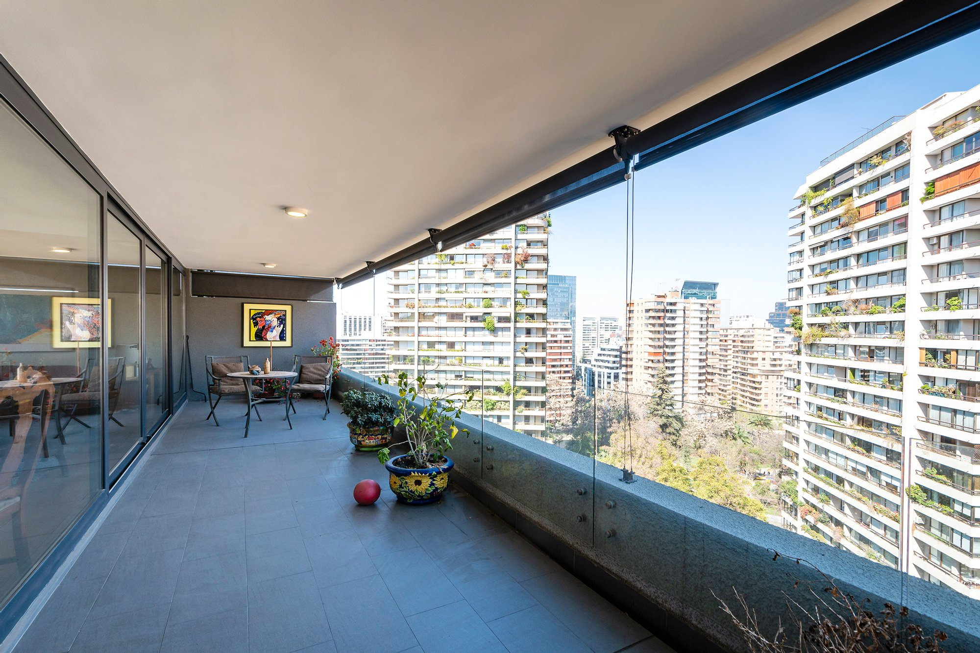 Apartment in Santiago Metropolitan Region, Chile 1