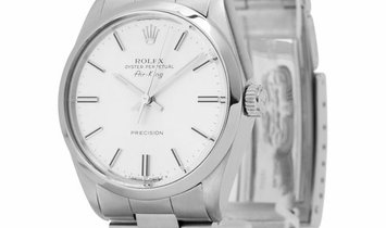 Rolex Air-King 5500, Baton, 1990, Good, Case material Steel, Bracelet material: Steel