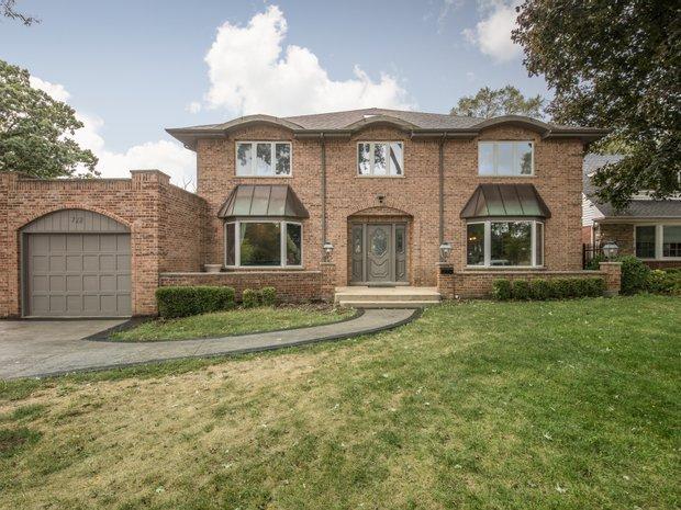 House in Park Ridge, Illinois, United States 1