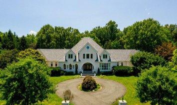 Дом в Лизбург, Вирджиния, Соединенные Штаты Америки 1