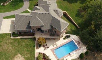 House in Lebanon, Missouri, United States 1