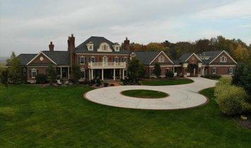 Haus in Manitowoc, Wisconsin, Vereinigte Staaten 1