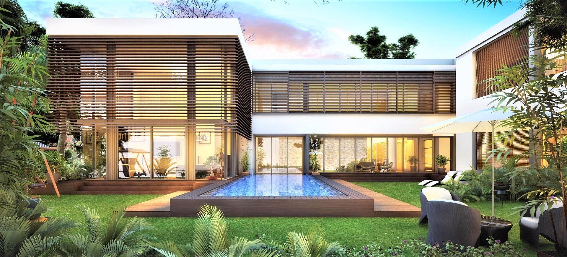 Villa in Dubai, United Arab Emirates 1