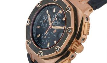 Audemars Piguet Audemars Piguet Royal Oak Offshore Selfwinding Chronograph Watch 26470ST.OO.A027CA.0