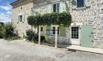 Haus in Grospierres, Auvergne-Rhône-Alpes, Frankreich 1