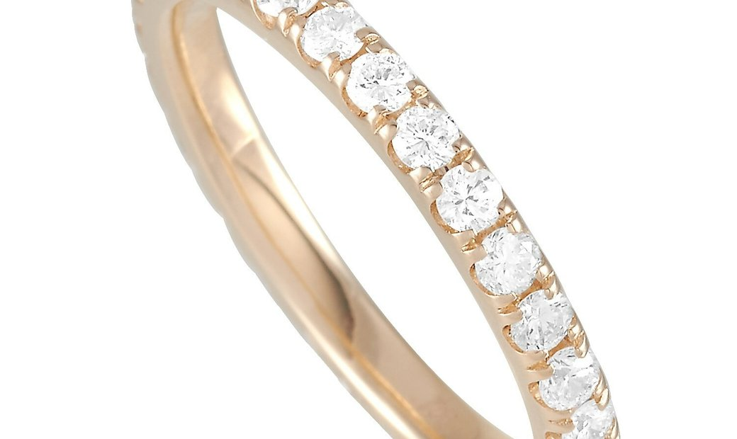 LB Exclusive LB Exclusive 14K Yellow Gold 1.03 ct Diamond Ring
