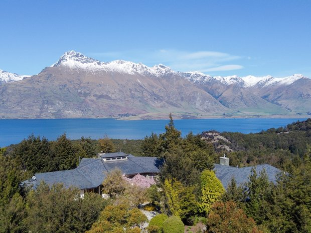 House in Queenstown, Otago, New Zealand 1