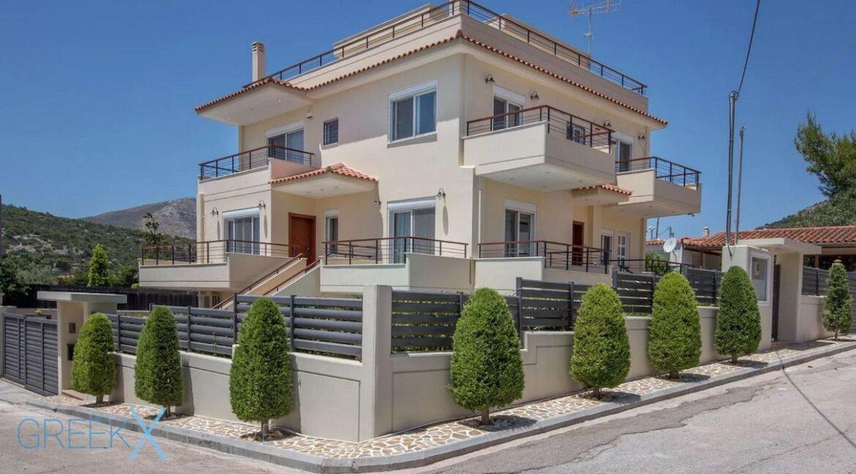 Villa in Kalyvia Thorikou, Griechenland 1