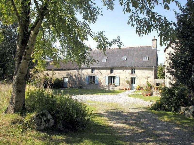 House in Ploërdut, Brittany, France 1