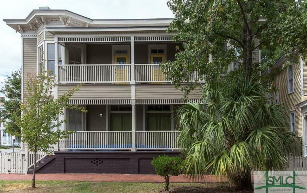 House in Savannah, Georgia, United States 1