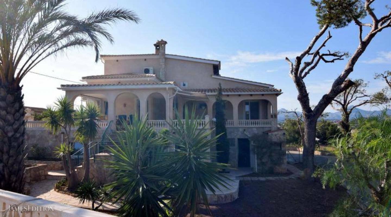 Villa in El Toro, Balearic Islands, Spain 1 - 10722110