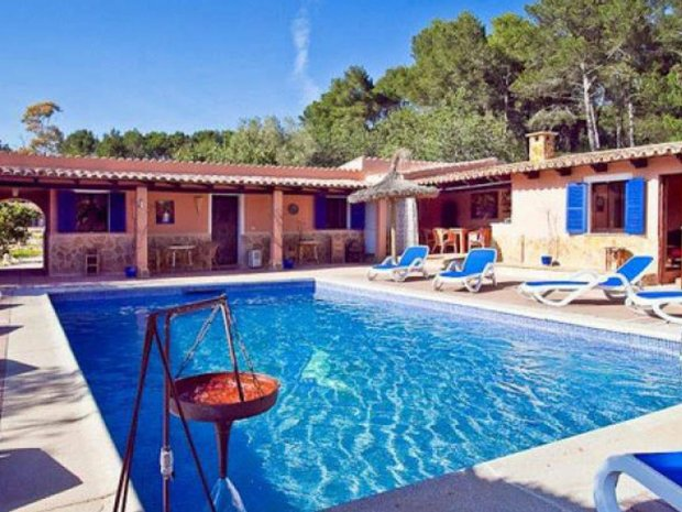 Finca in Algaida, Balearic Islands, Spain 1