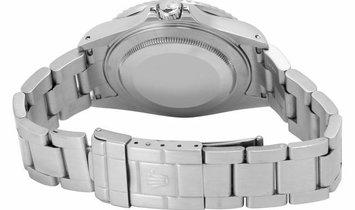 Rolex GMT-Master II 16710, Baton, 2003, Good, Case material Steel, Bracelet material: S