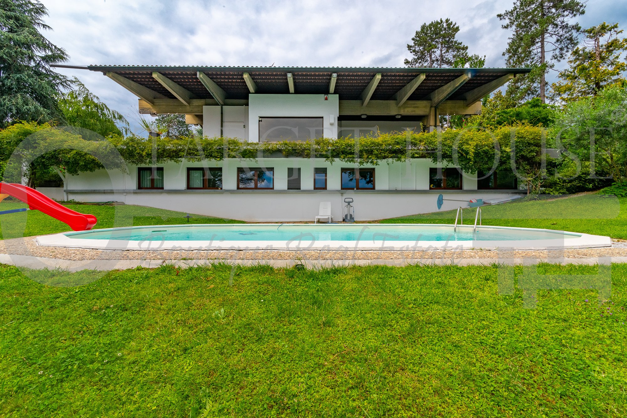 Villa in Monza, Lombardy, Italy 1