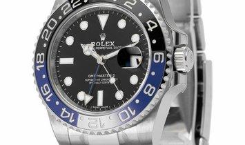 Rolex GMT-Master II 116710BLNR, Baton, 2018, Unworn, Case material Steel, Bracelet mate