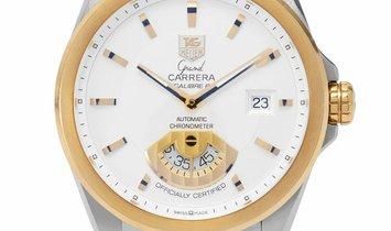 TAG Heuer Grand Carrera WAV515B.BD0903, Baton, 2009, Good, Case material Steel, Bracele