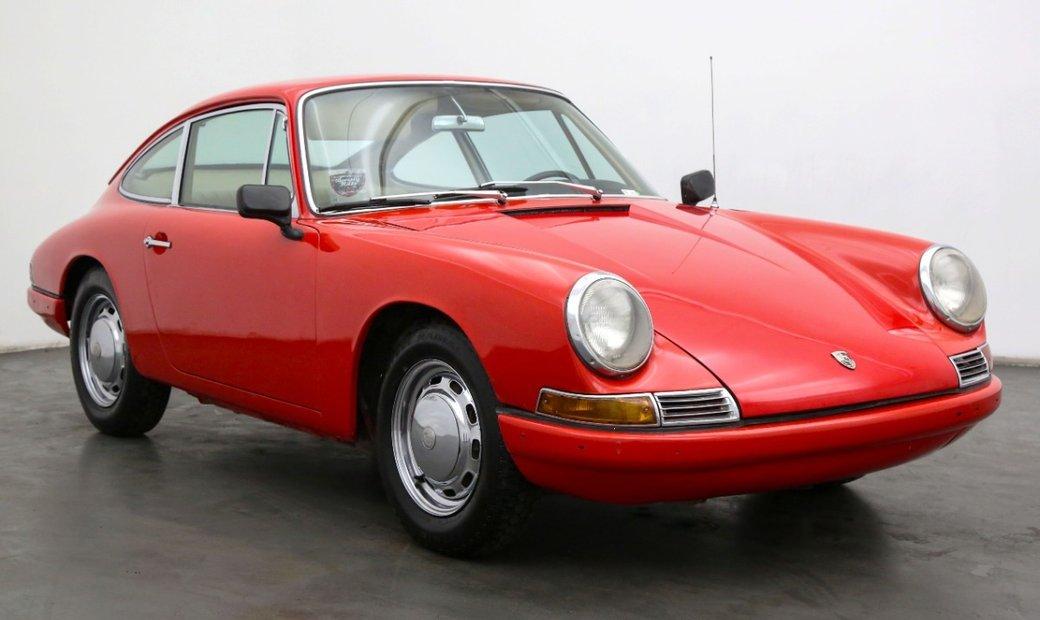Porsche 912 3 Gauge Coupe
