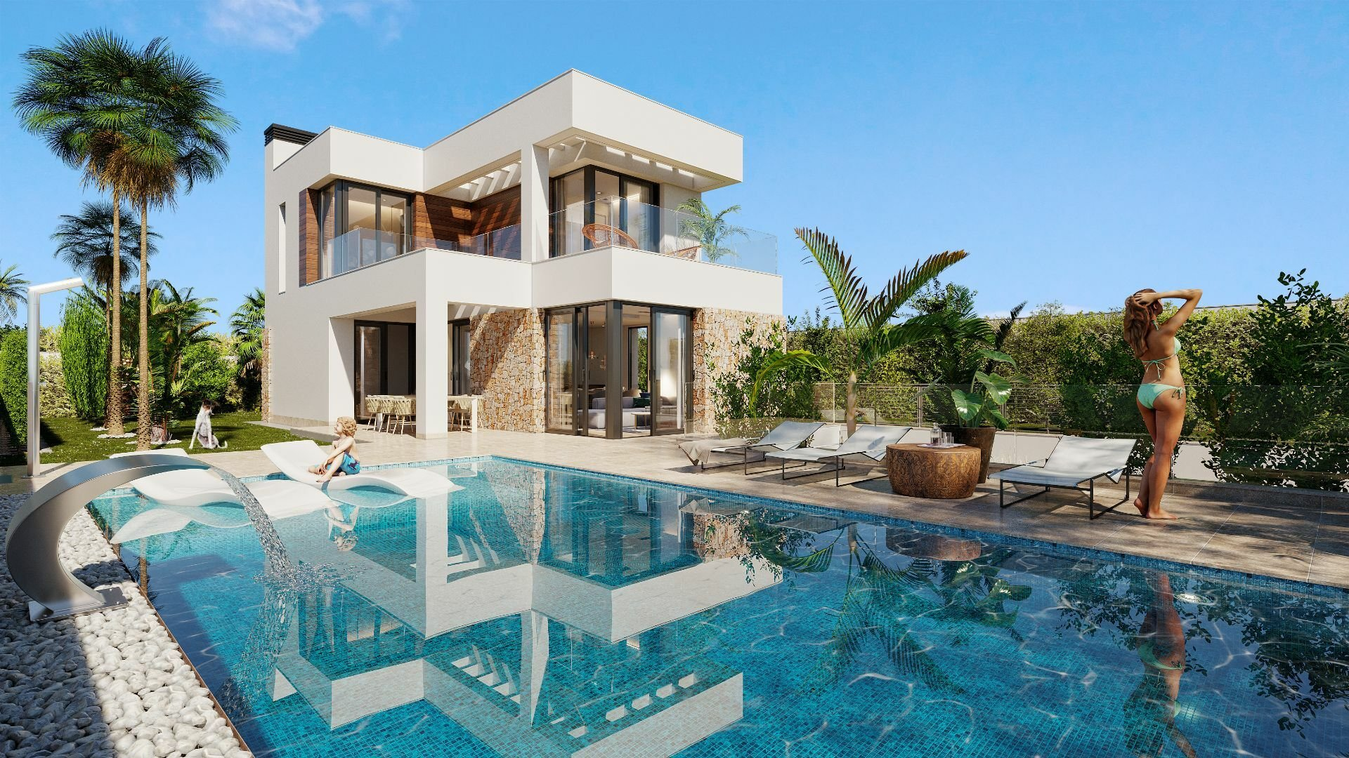 Villa in Alicante, Spain 1