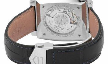 TAG Heuer Monaco CAW2111.FC6183, Baton, 2019, Very Good, Case material Steel, Bracelet