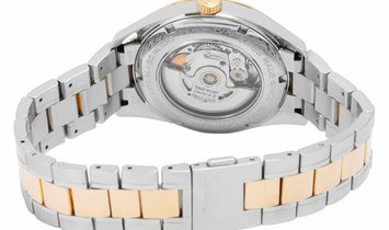 TAG Heuer Carrera WV215A.BD0788, Baton, 2010, Good, Case material Steel, Bracelet mater