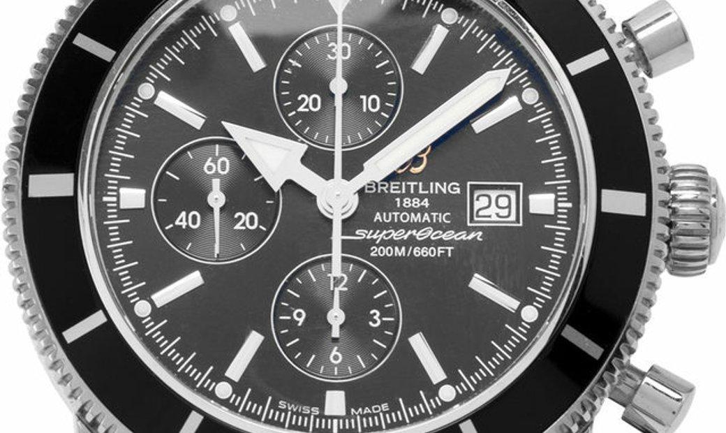 Breitling Superocean Heritage Chronograph 46 A1332024.B908.201S.A20D.2, Baton, 2013, Go