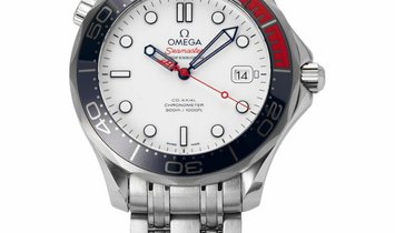 Omega Seamaster 300m Commander's Watch Limited Edition 212.32.41.20.04.001, Baton, 2020