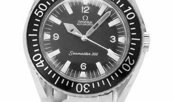 Omega Seamaster 165.024-64, Baton, 1968, Used, Case material Steel, Bracelet material: