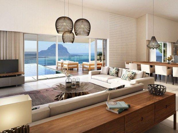 Villa in Black River, Rivière Noire District, Mauritius 1
