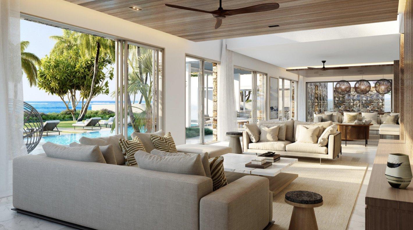 Villa in Poste de Flacq, Flacq District, Mauritius 1