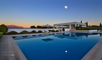 Villa in Porto Cheli, Decentralized Administration of Peloponnese, Western Greece and the Ionian, Greece 1