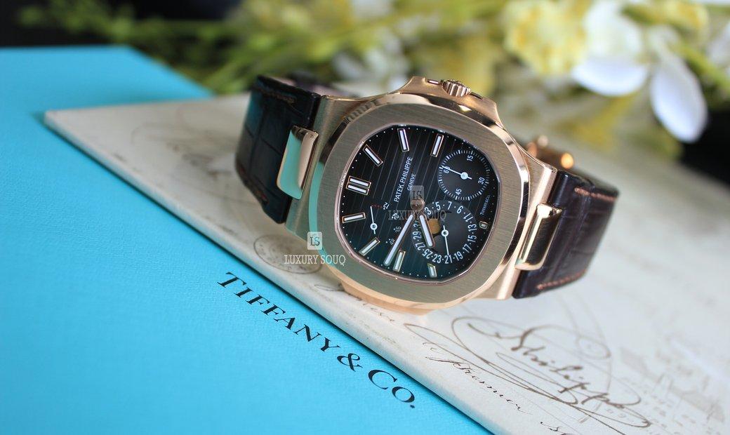Patek Philippe Nautilus Tiffany & Co 5712R-001