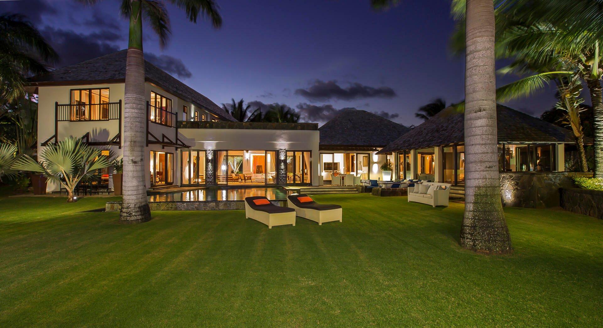 Villa in Beau Champ, Flacq District, Mauritius 1