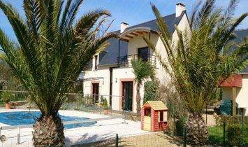 Haus in La Nouaye, Bretagne, Frankreich 1