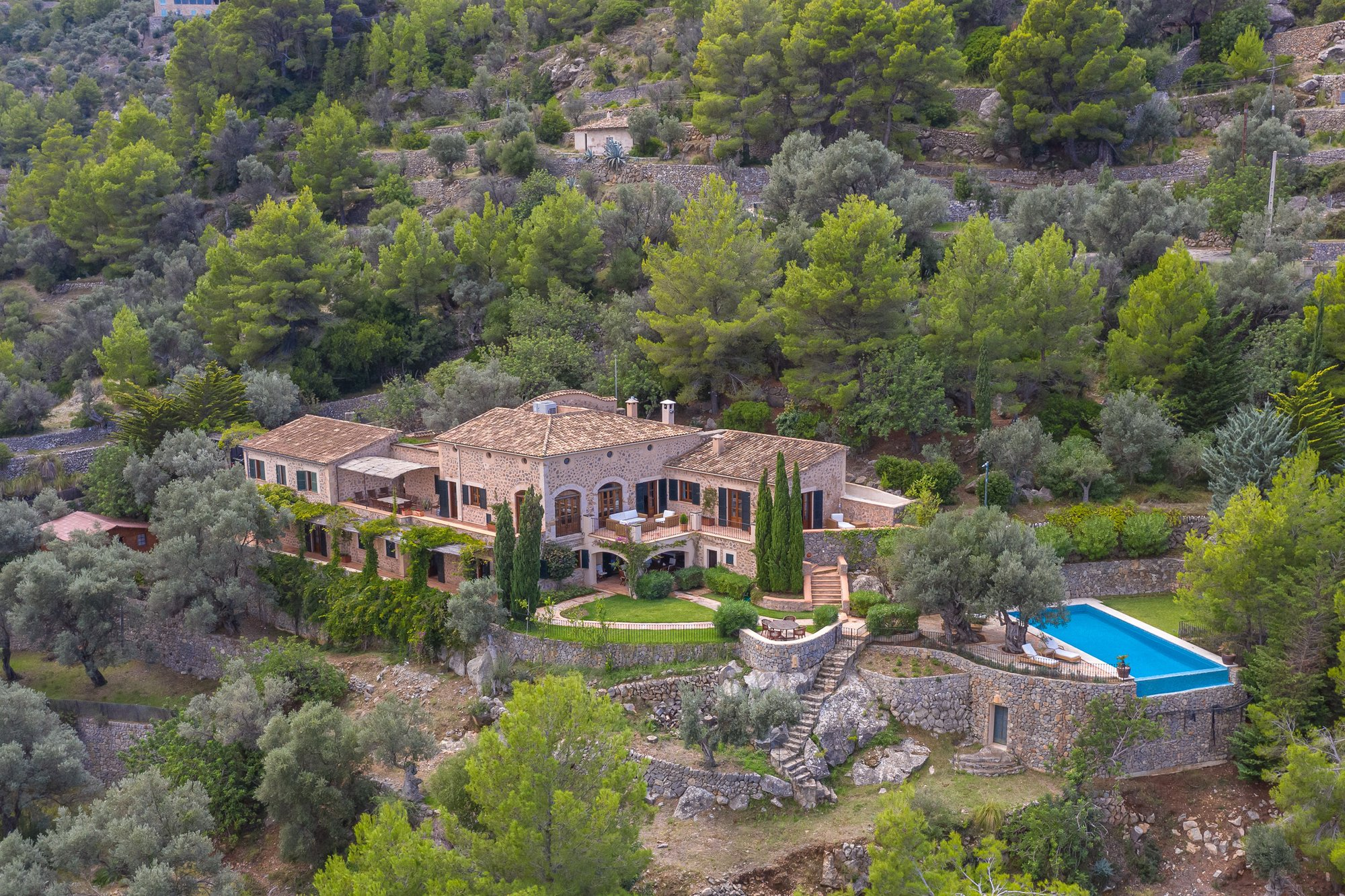 Villa in Deià, Balearic Islands, Spain 1