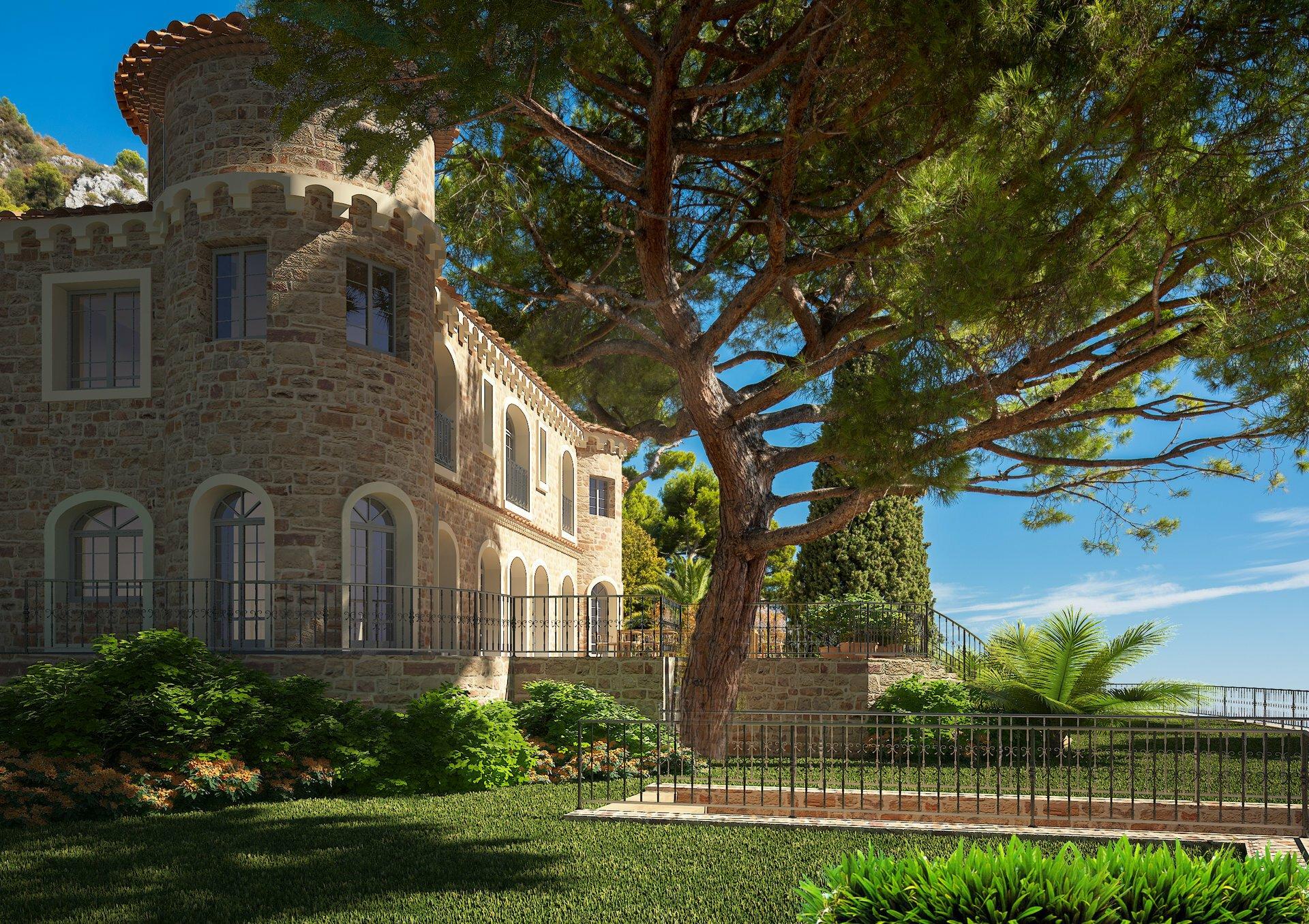 House in Villefranche-sur-Mer, Provence-Alpes-Côte d'Azur, France 1 - 10763121